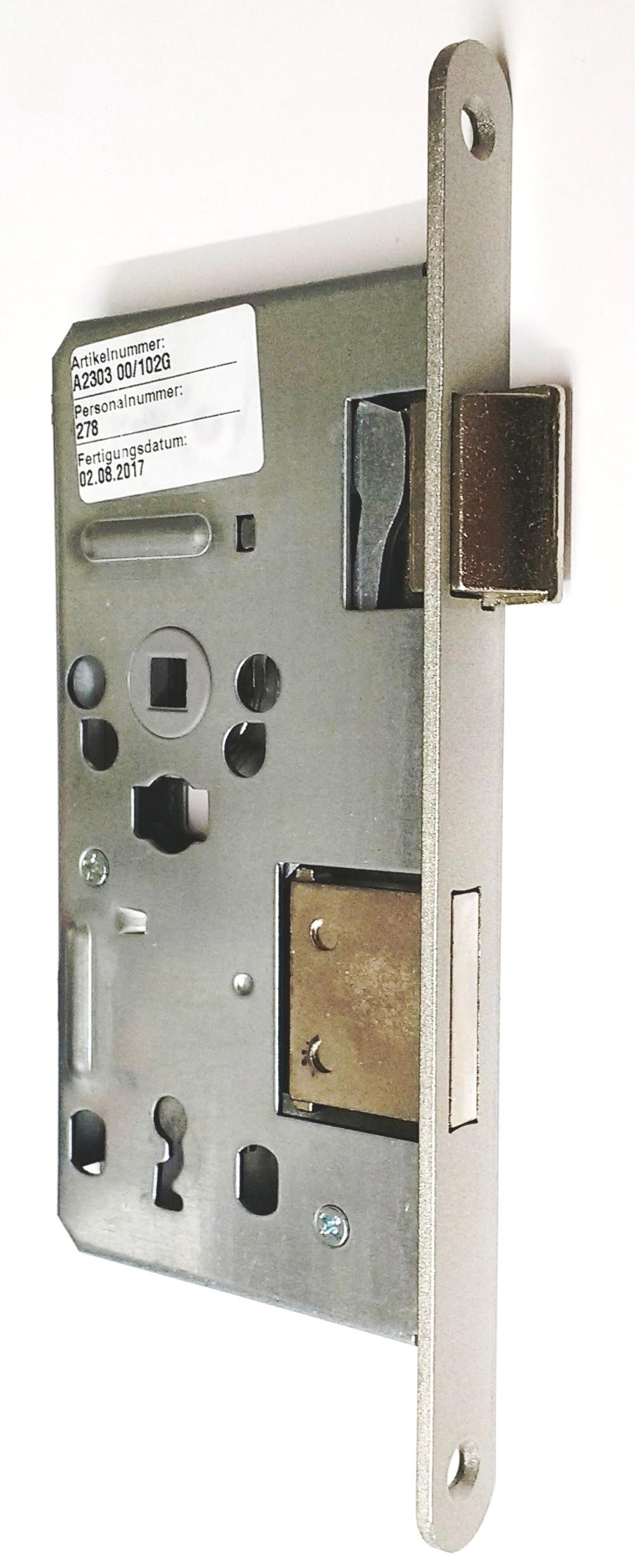 einsteckschloß für zimmertüren bb 72 tgl (ddr) r/l| ersatzschluessel